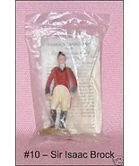 Famous Canadians Sir Isaac Brock #10--Original Package - $22.50