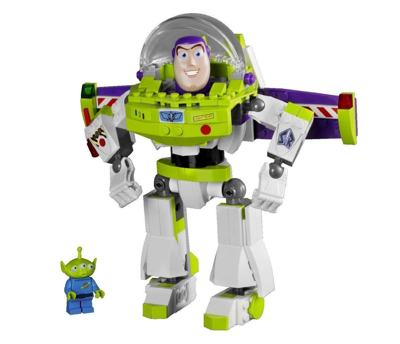 Lego Toy Story : Buzz lightyear toy story lego set building disney