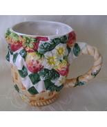 Mug, Strawberry Basket  - $6.00
