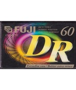 Fuji DR 60 Maxell Audio Blanks 60 Minutes Cassettes Recording Tapes Four... - $8.00