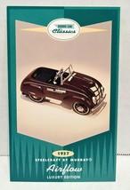 Hallmark Kiddie Car Classics 1937 Steelcraft By Murray Airflow Luxury Ed... - $30.00