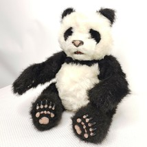 LUV FurReal Friends Panda Bear Cub Large Interactive 2004 Tiger Hasbro W... - $49.45