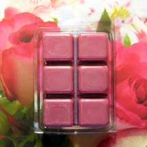 Rose Bouquet Breakaway Clamshell Soy Wax Tart Melts - $3.50