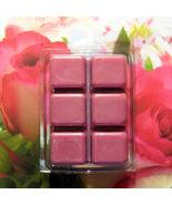 Rose Bouquet Breakaway Clamshell Soy Wax Tart M... - $3.50
