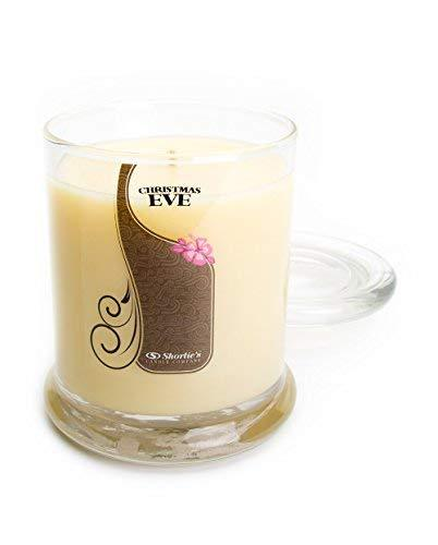 Primary image for Christmas Eve Candle - 10 Oz. Highly Scented Beige Jar Candle - Christmas Candle