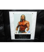 WWF Wrestling Triple H   Racing Reflections Pho... - $24.99