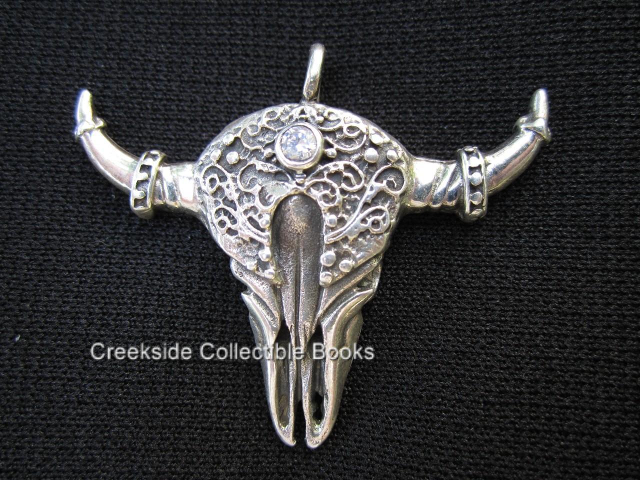 Steer skull 925