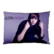 "BRAND NEW Justin Bieber BABY 30""X20"" Full Size Pillowcase - $16.99"