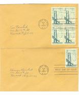 Verrazano Narrows Bridge First Day Cover November 21, 1964 - €1,80 EUR