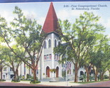 First congregational church  st pete  fl 1 1 thumb155 crop