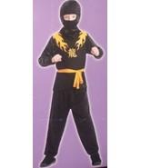Totally Ghoul Ninja Boy's Halloween Costume Large  - $14.24