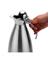 Spin Shape  2.0L stainless steel thermos bottle - $88.00