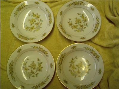 Style House China 4 Indore Rimmed Soup Bowl 7.5in Japan