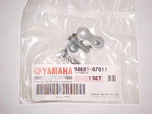 Chain Master Link OEM YFZ450 YFZ450R YFZ450X Banshee Warrior Raptor TRX450R