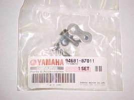 Chain Master Link OEM YFZ450 YFZ450R YFZ450X Banshee Warrior Raptor TRX4... - $9.95