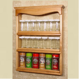 Spice Rack - Custom Sizes