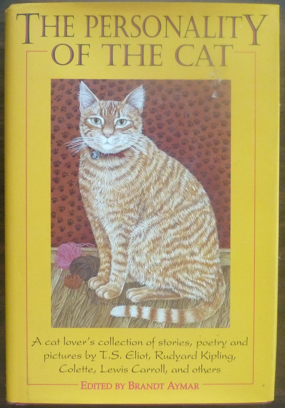 The Personality of the Cat edited by Brandt Aymar