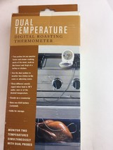 Williams-Sonoma Dual Temperature Digital Roasting Thermometer - €16,27 EUR