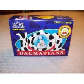 "101 Dalmations ""Dalmation Celebration"". snow globe"