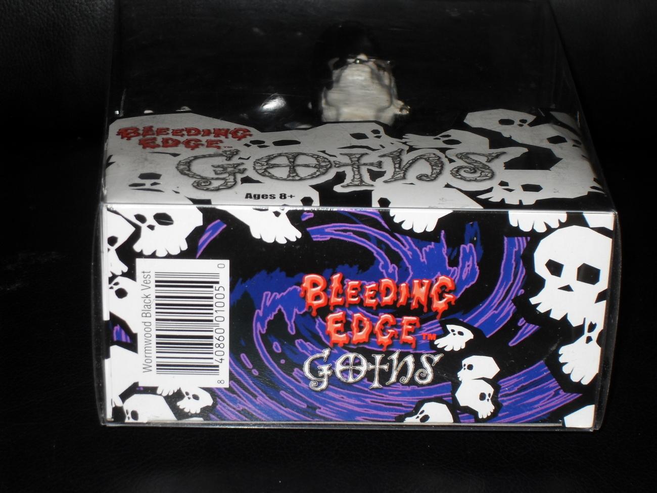 Goths Bleeding Edge Wormwood In The Package