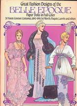"1982 Tom Tierney ""Belle Epoque"" Paper Dolls - $4.95"