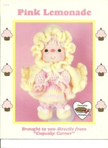 Dumplin Designs  PINK LEMONADE CROCHET PATTERN INSTRUCTIONS  - $13.95