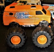 Matchbox - Super Chargers Rollin' Thunder Chevy Van 4x4x4 Monster Truck ... - $7.50