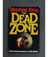 The Dead Zone, Stephen King, 1979, Hardcover Book with Dustcover,  - $6.00