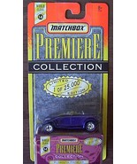 MATCHBOX Premiere Collection 1997 PLYMOUTH PROWLER NIB - $7.99