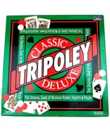 Vintage Cadaco Classic Tripoley Deluxe 301 Hearts Poker Michigan Rummy C... - $21.29
