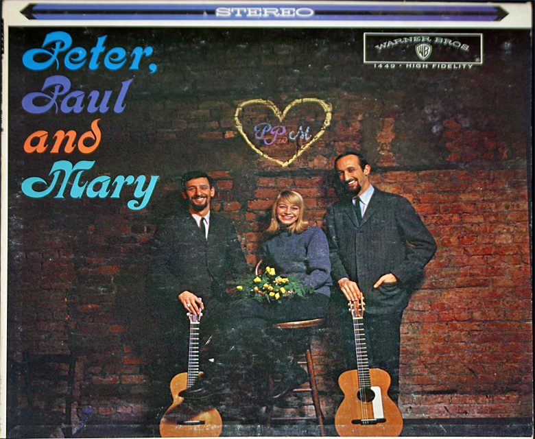 Peter paul   mary cover