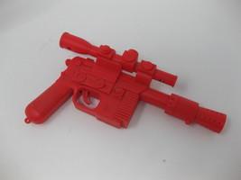 Red Star Wars Laser Lazer Tag Gun Blaster 1997 Tiger Electronics - $11.99