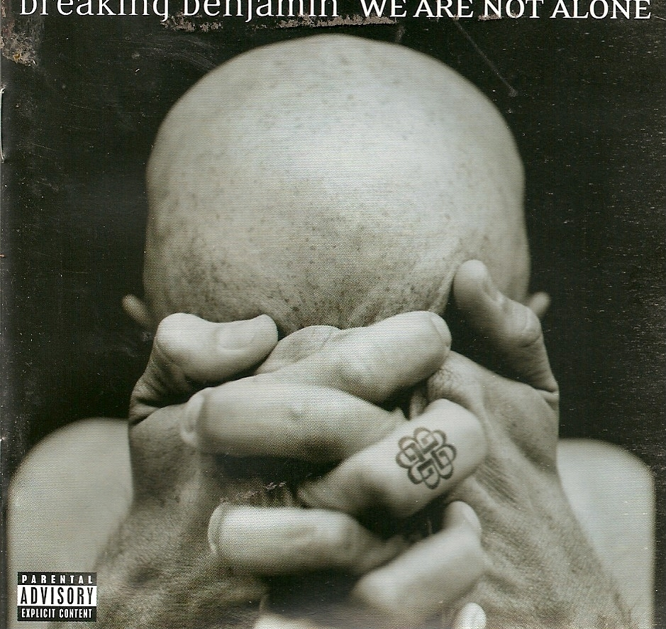 CD--We Are Not Alone by Breaking Benjamin