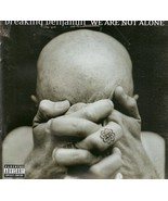 CD--We Are Not Alone by Breaking Benjamin  - $4.99