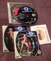 Space Channel 5 (Sega Dreamcast, 2000) Complete CIB Manual Disc Vintage ... - $12.25