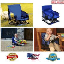 Adjustable Chair For Kids Sturdy Adjustable Waterproof Outdoor Camping C... - $48.61