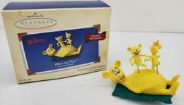 Hallmark DR Seuss #5 - HOP ON POP 2003 Ornament QX8179 - $18.66