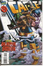 Marvel Cable #21 Enter Blaque Smith X-men Action Adventure - $2.95