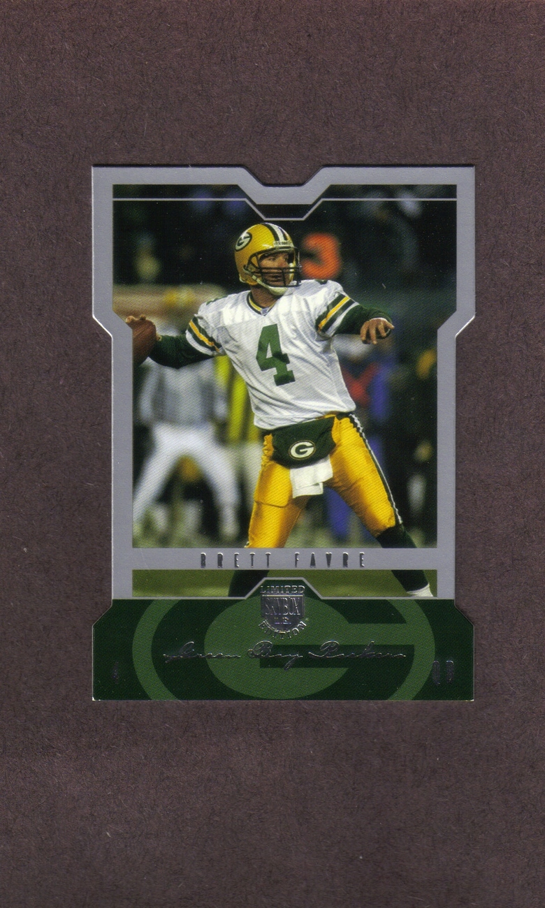 2004 Skybox LE # 4 Brett Favre Green Bay Packers