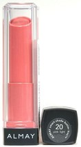 2 Ct Almay Smart Shade 0.09 Oz 20 Pink Light Creamy Butter Kiss Lipstick - $14.99