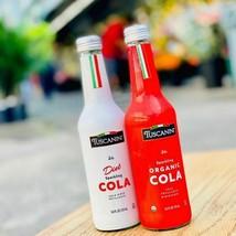 Tuscanini Italian Cola, Reg(Cane Sugar) Or Diet(Sucralose) 9.3.OZ Free Shipping! - $6.00