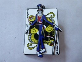 Disney Trading Pin 141568 Dssh - Villain Cartes - Joker - Dr.Facilier - $69.71