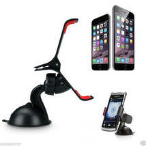 2 Universal Car windshield Mount Holder Rotating for GPS Apple Iphone 5 ... - $9.99