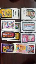 3 BASE SETS 2006 Topps Wacky Packs Series 2, 3 with 2copyright err, 4 +EXTRAS - $39.59