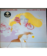 "Rex Allen Jr. ""Oklahoma Rose"".  BSK-3403.  LP - $9.00"