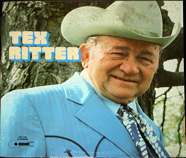 Tex ritter greatest hits cover