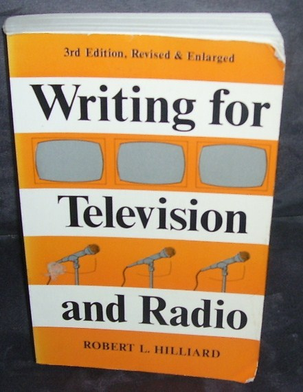 Writing for television and radio book