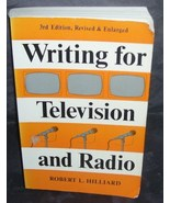 Writing for Television and Radio Book 3rd Ed, 1982 - $6.96