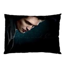 "BRAND NEW Twilight Edward Cullen 30""X20"" Full Size Pillowcase - $16.99"