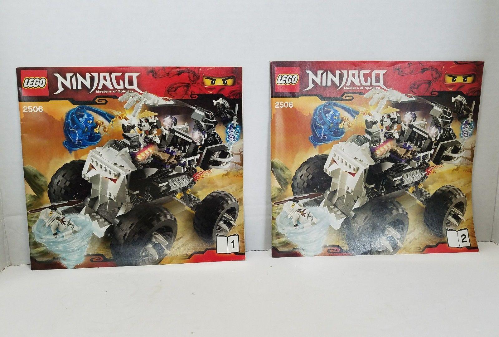 Lego Ninjago Spirits Of Spinjitzu Skull And 16 Similar Items